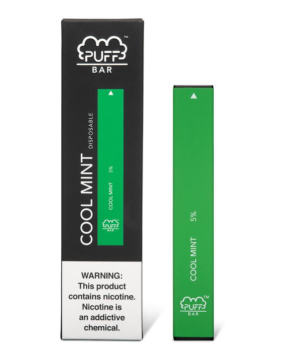 Mint lovers will be particularly excited about Puff Bar Cool Mint. This take on classic flavour takes the icy mint many of us love and ramps it up for a new experience that stays true to its origins. You'll love the menthol flavour as it mixes perfectly with an added sweetness that's both refreshing and smooth.
